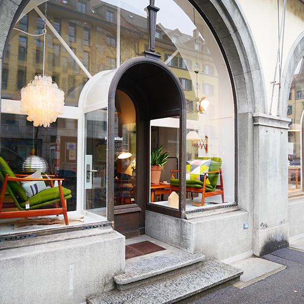 Patinamöbel, Berne